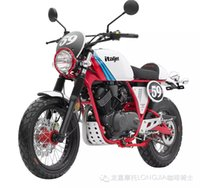Wholesale V twin cylinder EFI wind cooling cc motor cycle