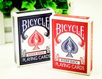 bicycle games card - 2 color for choose professional casino use Original playing card Bicycle Poker Board games card