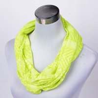 Cheap Wholesale-free ship girl peace pink geometric solid scarf summer shawl women infinity scarf lemon green loop scarf female cheap scarf