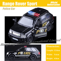 big range rover - 1 Scale Diecast Alloy Metal Police Car Model For Range Rover Sport Collectible Model Collection Pull Back Toys Car