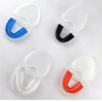 Mouthguard EVA Other Dental Bruxism Mouthguard Night Sleep Protector Mouth Guard Anti Teeth Grinding Double Side Free Shipping ZA1999