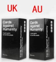 Wholesale card against game United States AU UK Basic version of human card is a party game