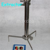 bho extraction - Oil extraction Open Blast BHO Extractor Gram Stainless Steel Blast Tubes SUS304 Grade used by oil extraction silicone bong