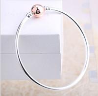 Charmes de sport bracelet pandora Prix,New Arrival 100% Argent 925 Bracelet Pandora logo