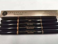 no beauty packages - Eyebrow Pencil Brow Definer Makeup colors golden package new design Paint for Eyebrows Cosmetics Eye Brow Liner Beauty Make Up Tools