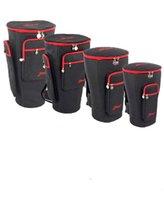 Wholesale African Drum Bag BackPack Musical Instruments Soft Case Black