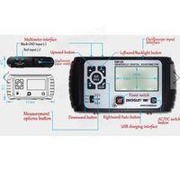 Wholesale All sun EM125 MHz in1 Mini Handheld Digital Oscilloscope Multimeter