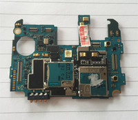 Wholesale Unlocked Original Motherboard for Galaxy s4 I337 LTE WCDMA Mainboard s4 Board