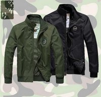 air force products - Autumn outfit product Air force one men s jacket The fashion leisure stand collar jacket cultivate one s morality clothing coat