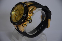 al por mayor reloj cronógrafo barato-Caliente lista de hombres reloj de lujo en relojes de marca reloj de cuarzo reloj de moda baratos relojes deportivos relogio masculino cronógrafo