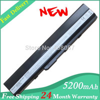 Wholesale Battery For ASUS NEW A52 A52DE A52JT A52JU A52JV A52J A52N A32 K52 K52L681