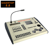 Wholesale TIPTOP Touch Stage Light Controller Pilot STONE Rotate Wheel DMX Channel Universe Output Flightcase Pack