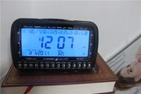 Wholesale Azan Clock Muslim Prayer Clocks Mosque Digital Prayer Clock by DHL Islamic Gift Pray alarm clock