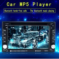 Wholesale 7 inch touch screen Universal Car dvd player Car GPS Navigation System Central Multimidia GPS car stereo car multimedia player