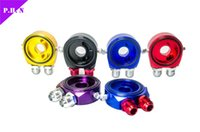 Wholesale AN AN10 Aluminum Oil Cooler Adapter Sandwish Oil Filter universal fitment in stocked and ready to ship