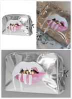 Wholesale 2017 Hot sale Kylie Jenner Holiday make up bag Kylie Cosmetics Collection Make Up Bag Limited Edition