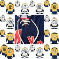 austin boy - Youth Nashville Predators Jersey Mike Fisher Austin Watson Matt Irwin Roman Josi P K Subban Ryan Johansen Hockey Jerseys