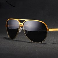 Wholesale Aluminum magnesium polarized sunglasses new toad sunglasses glasses driving a trendsetter