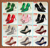 Cheap Women ladies shoes Best Pumps Spring and Fall wedding shoes for women