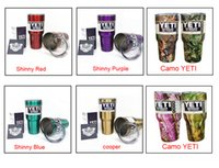 Wholesale new oz OZ OZ OZ OZ YETI Rambler Colster Vacuum Insulated Tumbler Yeti Mugs Insulated Stainless Steel Car one daigua888