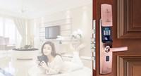Wholesale Intelligent electronic fingerprint home security door locks