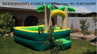 Wholesale Customized swimming pool large inflatable pool float swiming pool large inflatable pools meters for sale