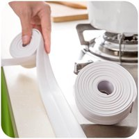 Wholesale Kitchen waterproof adhesive tape kitchen joint beauty waterproof toilet corner of the toilet wall line posted g