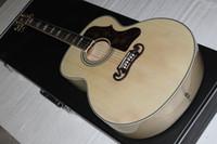 Wholesale 2017 G CUSTOM Artist fingerboard Acoustic Guitar in stock HOT