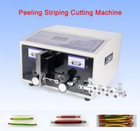 automatic wire stripping machines - SWT508E Automatic strip wire machine skinning cutting wire computer strip Wire stripping machine to mm