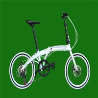 Wholesale 20 Folding Bicycle Speed inch Quickly dismantling type of Aluminum Alloy Double Disc Brakes bicycle X3