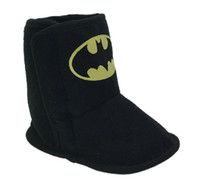 Unisex batman winter boots - New winter batman and year old baby boots boots during the winter