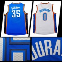 Wholesale Russell Westbrook Jersey Westbrook KIDS Jersey Stitched Jersey westbrook Youth Jerseys High quality Embroidery Logos