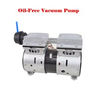 Wholesale high quality L Min V W LY Oil free vaccum pump for LCD separater machine laminating machine