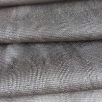 Wholesale 100 SHIELDING FABRIC SILVER COATED NYLON MESH silver