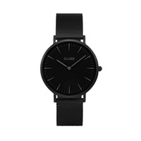 Wholesale Cluse Quartz Watch For Men And Women Top Luxury Brand Watches Mes Band Relojes Hombre New Horloge Orologio Uomo Marca Famosa