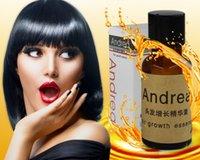 Wholesale Andrea hair growth essence essence alopecia preventing additional dense hair seborrheic alopecia ml LLFA