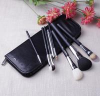 benefit makeup bag - benefit cosmetics Make up BrushTools Kit Set Foundation Eyeshadow Powder Blending MakeUp Brushes with Bag