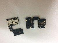 Wholesale 5pcs Original for Moto G3 G rd Gen Single SIM SD Card Reader Holder Connector Slot Flex Cable Replacement Repair Parts