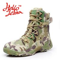 Tactical Botas Camuflaje Zapatos Al Aire Libre Militar Desert Botas De Combate Impermeable Transpirable Wearable Botas Caminata EUR 39-45 Verde Muti