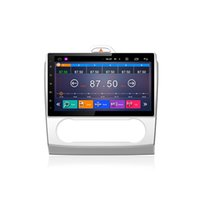 Wholesale Android Car Dvd for Ford focus inch Quad core Video Player Head Unit Radio Bluetooth wifi SWC