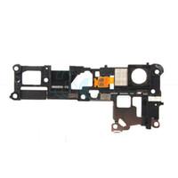 Venta al por mayor Original para Huawei P8 Lite trasero trasero de la lente de la cámara de la cubierta de marco Bisel Reemplazo de la vivienda Reparación de piezas de repuesto