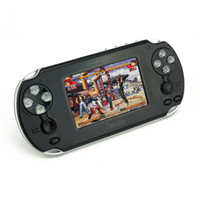Wholesale 2017 NEW Inch Handheld Console Game Support for PSP Games with Android System Wi Fi Touch Screen For P HDMI Output