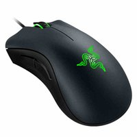 Cheap Razer Deathadder Chroma The World's Best Gaming Mouse 10000dpi optical sensor Up to 300 inches per second 50g acceleration