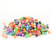 Wholesale mm EVA Beads DIY Fun Craft Educational Toys Kids Gift Beige Yellow Colors