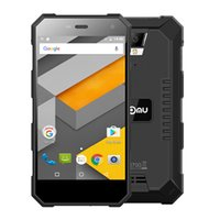 arrival video player - New Arrival Nomu S10 quot HD Quad Core GB RAM GB ROM MTK6737T Android x720 mAh IP68 Waterproof Phone