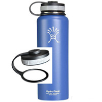 aluminum flat stock - Hydro Flask bottle flat cap lid for wide mouth round rotate lip