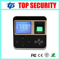 Wholesale Biometric standalone fingerprint access control and time attendance F211 with TCP IP