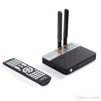 Wholesale CSA93 android TV box Amlogic S912 bit G G G Octa core TVBOX kodi17 fully loaded G G WiFi Bluetooth4 H TV BOX