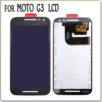 Wholesale MOTO G3 G rd Gen LCD Display Touch Screen