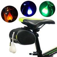 bicycle lights sale - Hot Sale Bike Light Waterproof Cycling Light Bike Taillight Rear Tail Bicycle Egg Light Heart Shape Bike Accessories Mode